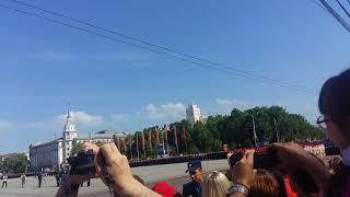 Парад Победы в Воронеже 09 05 2018