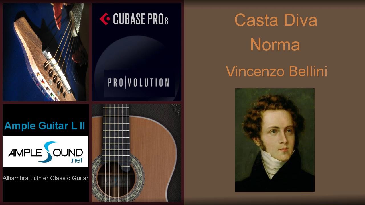 Casta diva norma vincenzo bellini youtube - Vincenzo bellini casta diva ...