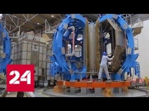 Смотреть Горизонты атома. На пике науки. Специальный репортаж Ольги Башмаровой - Россия 24 онлайн