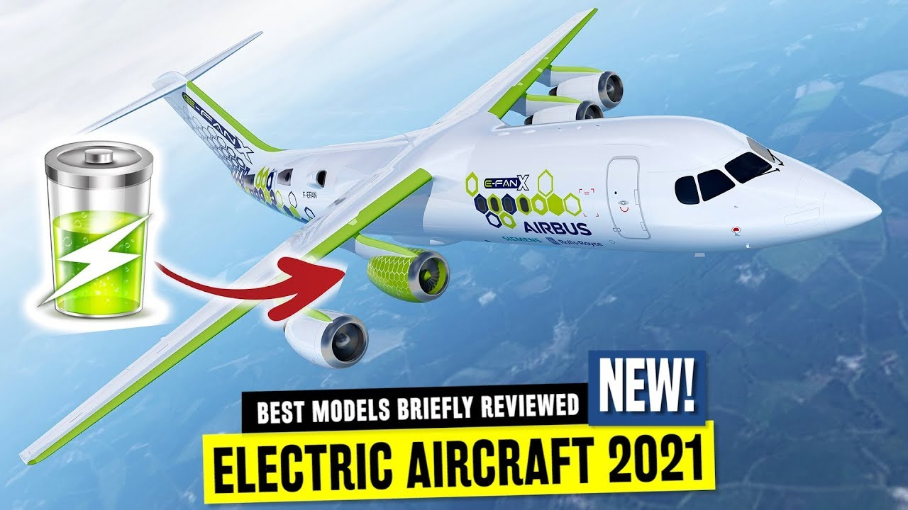 Best Inventions Of 2021 Top 9 Electric Planes and Recent Aviation Inventions Defying