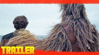 Solo: A Star Wars Story (2018) Teaser Tráiler Oficial Español