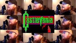 Repeat youtube video Castlevania - Vampire Killer Acapella