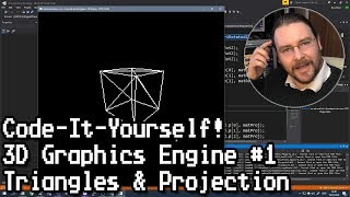 code-it-yourself-3d-graphics-engine-part-1-triangles-amp-projection