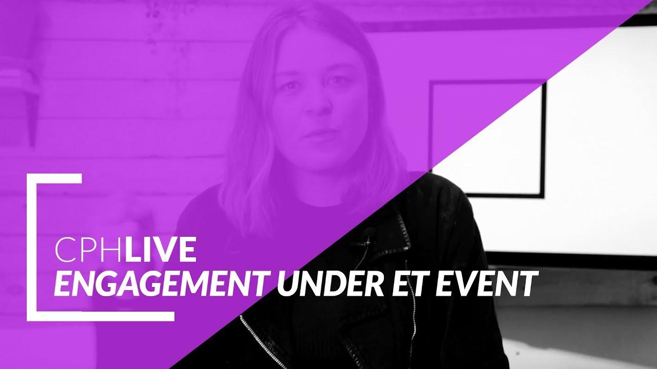 Download CPHLIVE Tips til engagement under et event