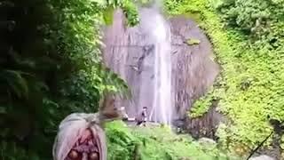 Ghost swing in valleys