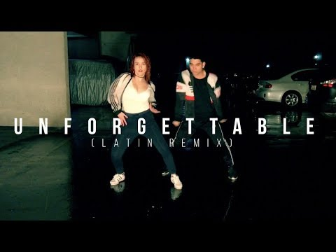 Unforgettable (Latin Remix) - French Montana & J Balvin | Coreografía Conny Azúa