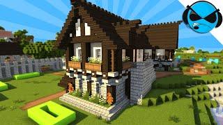 minecraft medieval apartment build tutorial