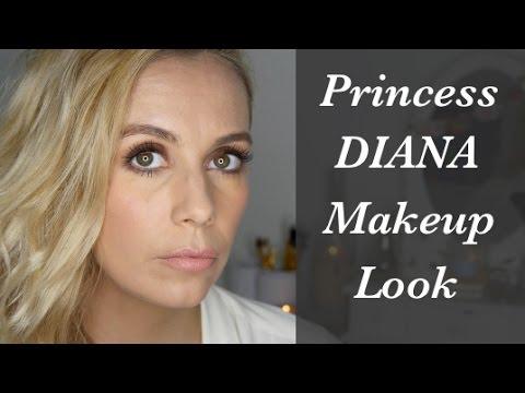 How To: Princess Diana Makeup Look