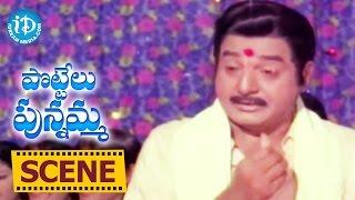 Repeat youtube video Pottelu Punnamma Movie Scenes - Murali Mohan Marries Sripriya || Mohan Babu || Jayamalini