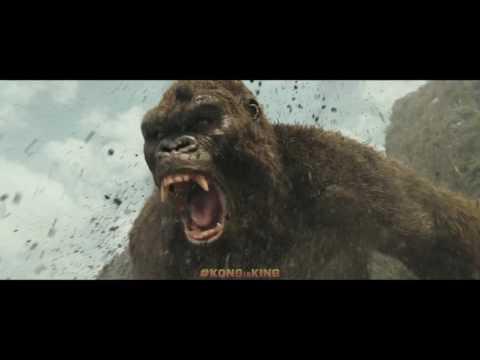 Kong Skull Island- Feel Invincible