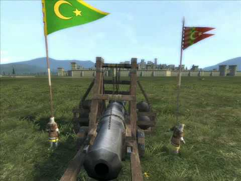 The Siege Of Constantinople 1453the Grand Bombard Of The Turks