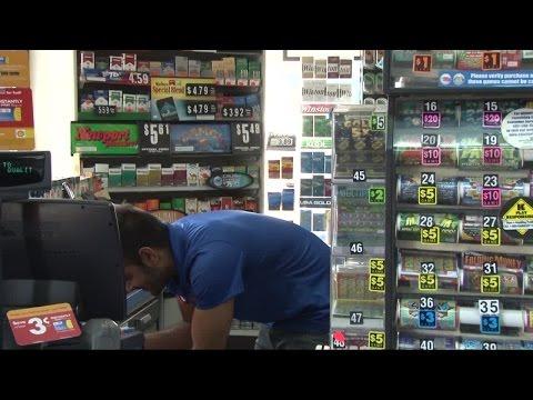 Cameras Capture E-Cigarette Blast
