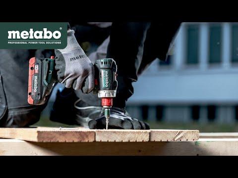 Metabo 18-Volt Akku-Bohrschrauber
