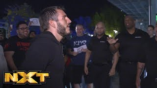 Johnny Gargano returns to find Tommaso Ciampa: NXT Exclusive, March 21, 2018