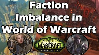Faction Imbalance in WoW | Scrubbusters Going Horde