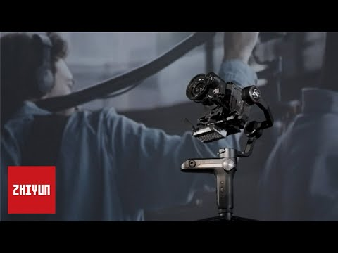 The Zhiyun WEEBILL-S is a compact 3-axis gimbal for mirrorless and DSLR cameras