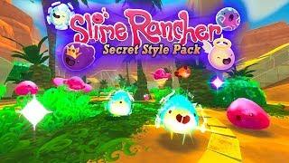 Slime Rancher [S2] #42 - ROZBITE SLAJMY!   Secret Style Pack DLC   Vertez