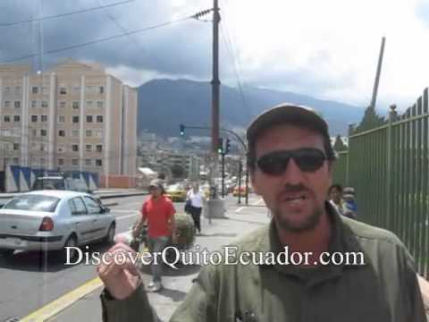 Quito Weather in October AFTER Being on the Ecuador Coast