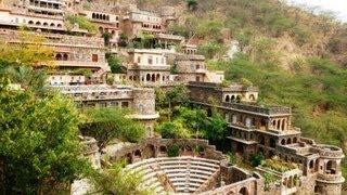 Neemrana Fort | Places to Visit near Delhi India