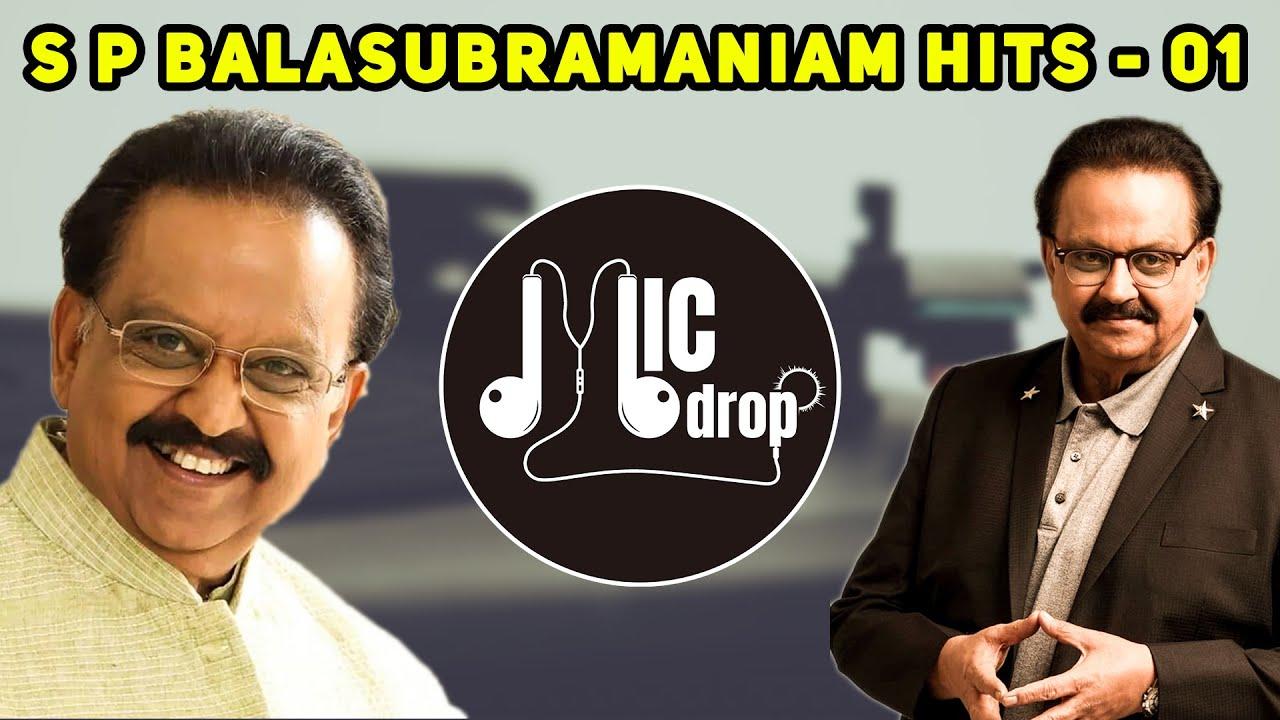 SPB Hits - 01   S P Balasubramaniam Hits   Tribute To SPB   RIP SPB   Mic Drop (Tamil)