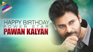 Wishing Power Star Pawan Kalyan A Very Happy Birthday | Telugu Filmnagar