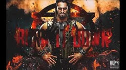 WWE: Seth Rollins Theme Song [The Second Coming] (Burn It Down) + Arena Effects