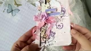 Конверт открытка для денежного подарка на свадьбу