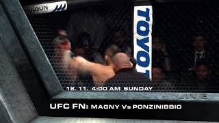 UFC Fight Night: Magny vs. Ponzinibbio (UFC Fight Night 140)