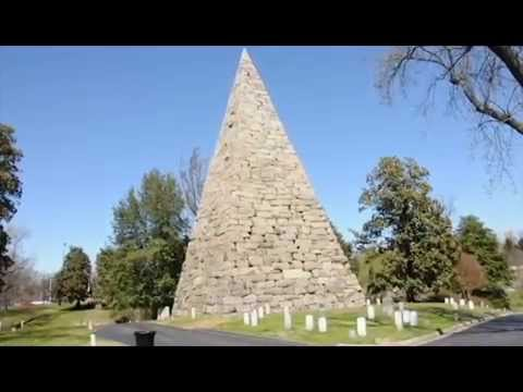 Confederate Memorial Pyramid (Hollywood Cemetery)