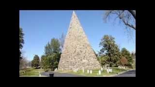 Confederate Memorial Pyramid (Hollywood Cemetery)