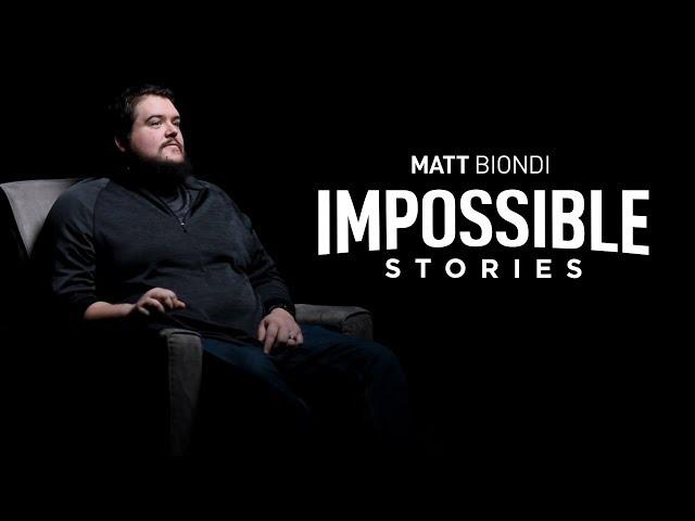 Impossible Stories | Matt Biondi [ New Point Church ]