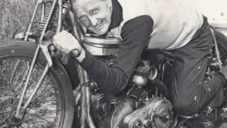 "In Memory of Herbert James ""Burt"" Munro (1899 - 1978) - Indian"