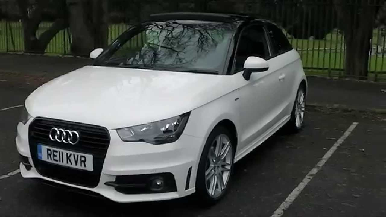 audi a1 1 4 185 tfsi s line s tronic www promotors co uk 14995 youtube. Black Bedroom Furniture Sets. Home Design Ideas