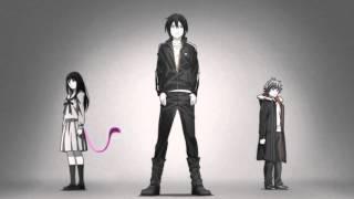 Repeat youtube video Noragami Opening Full ノラガミ OP Full 「午夜の待ち合わせ」(Goya No Machiawase)
