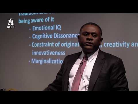 """Knocking Out Concussion in Sport"" – Dr Bennet Omalu 