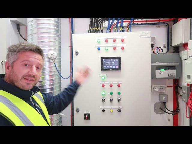 Firevault temperature control system walkthrough