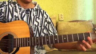 2 часть видео-урока (Nirvana) Smells Like Teen Spirit - Sungha Jung