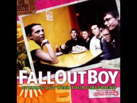 Fall out boy honorable mention