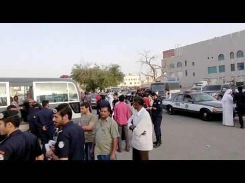 Hundreds arrested in Khaitan crackdown - Dauer: 3 Minuten, 28 Sekunden