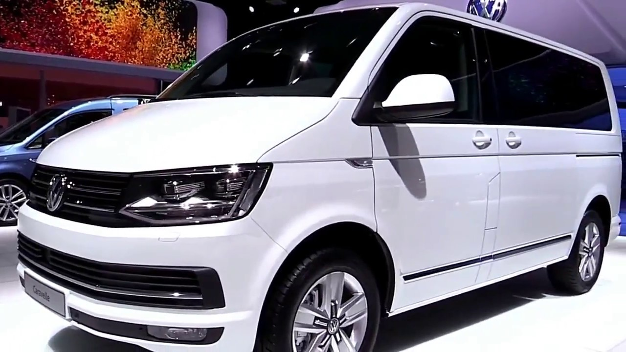 2018 Volkswagen Caravelle WE Special First Impression Lookaround Review
