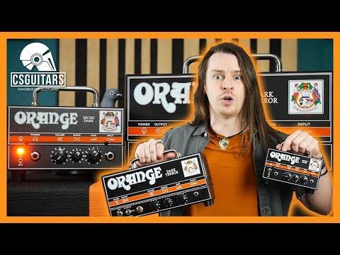 Dark Terror Vs Micro Dark | Orange Amp Shootout