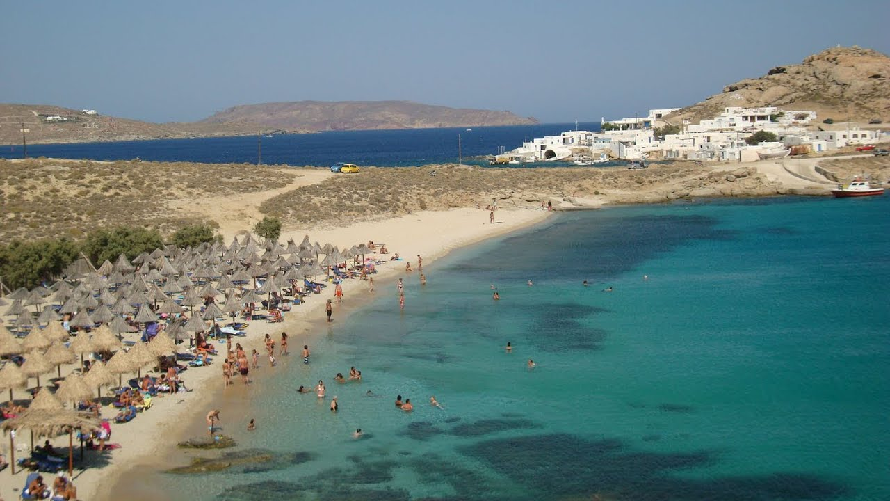 Mykonos Beach Guide 22 Beaches Greece