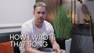 How I Wrote That Song: Chord Overstreet