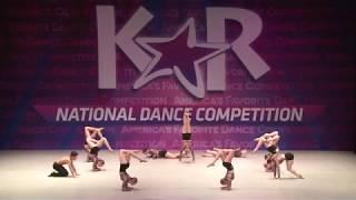 Fault Line - Large Group Acro Dance