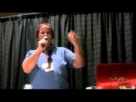 Tony Oliver Power Ranger Panel Part 1