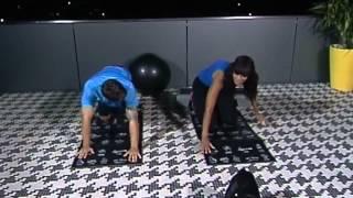 Fitness:Ryan botha (13.03.2012)