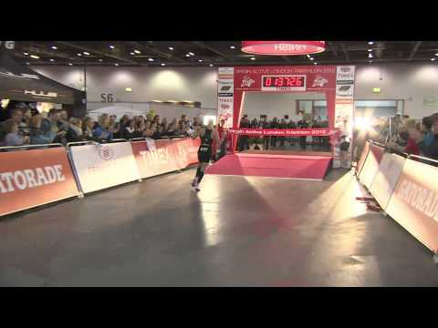 Virgin Active London Triathlon 2012