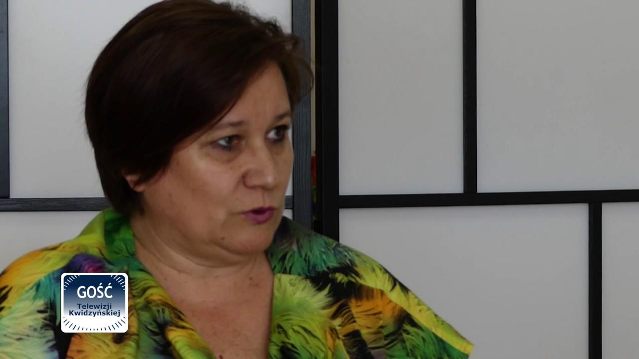 Gość TV Kwidzyn. Renata Majda
