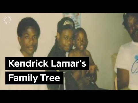 Kendrick Lamar's Family Tree As Told Through His Music | Genius News