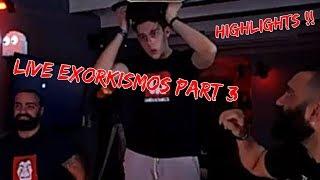 UNBOXHOLICS - ΤΟ ΑΠΟΛΥΤΟ HORROR NIGHT (LIVE ΕΞΟΡΚΙΣΜΟΣ PART 3)!!